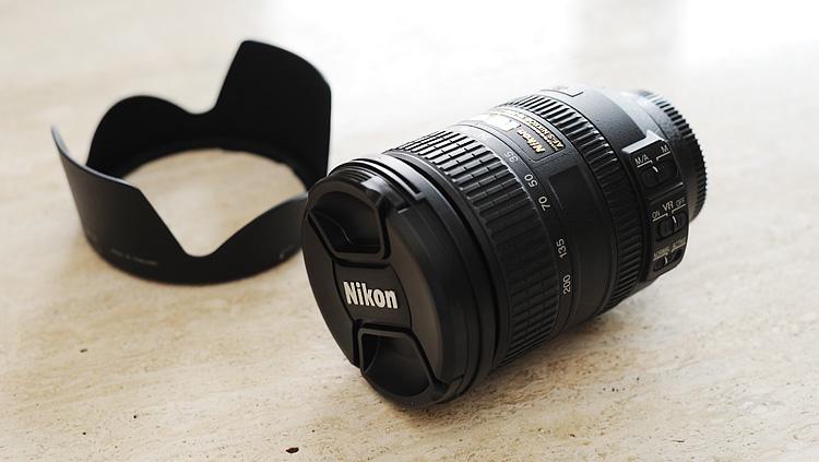 Nikon 18-200 VR