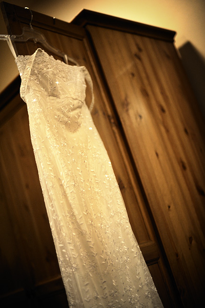 Wedding Gown Photograph