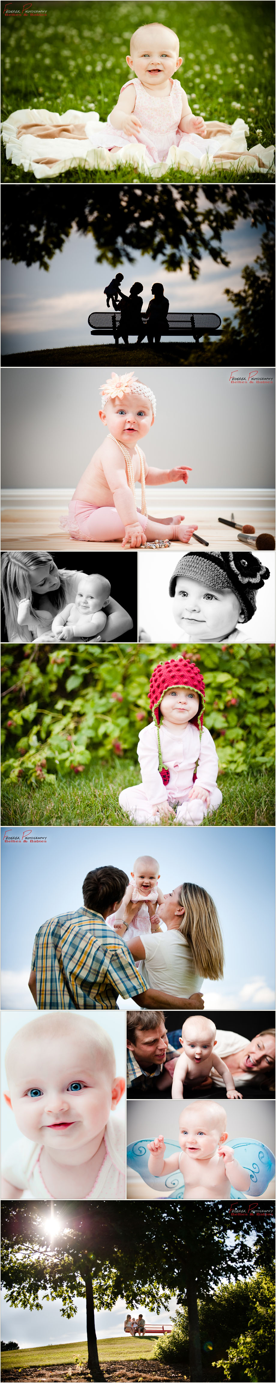 Minneapolis, Minnesota Baby Photographs