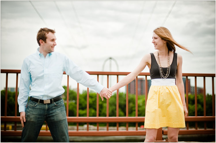 Minnesota Engagement Photographs