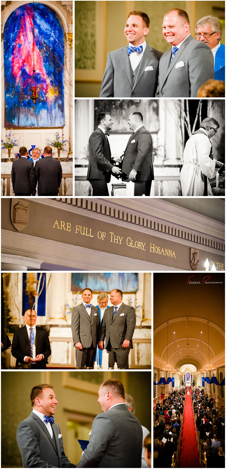 St. Paul Minnesota Wedding Photograph