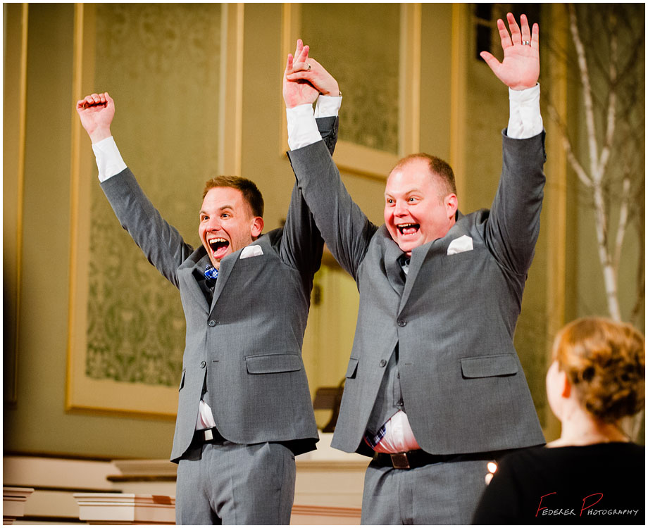 St. Paul Minnesota Gay Wedding Photographers